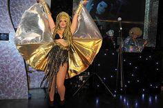 Dancer at Madame Tus