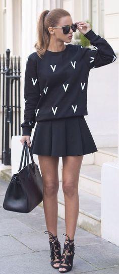 Ivy Revel Top Chic Streetstyle - Nada Adellè