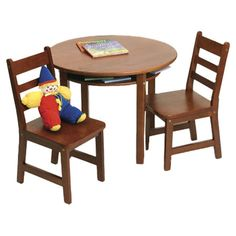 You'll love the Alexa 3 Piece Table and Chair Set at Wayfair - Great Deals on all Furniture products with Free Shipping on most stuff, even the big stuff.
