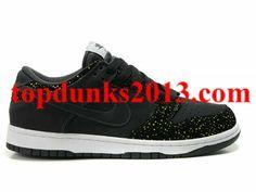 Famous East Anthracite Black Volt Yellow Dot Nike Dunk Low CL Premium Quality Nike Kicks, Dunk Low, Cl, Nike Men, Yellow, Sneakers, Shoes, Black, Tennis