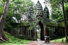 Siem Reap, Cambodia. 12 Practical Tips for Visiting Angkor by familyglobetrotters.com #travel #holiday #traveltips #familyholidays