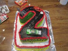 Logan's 2nd Birthday Cake