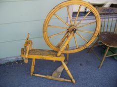ouellet spinning wheel