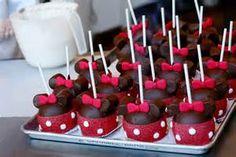 minnie mouse pretzels - Bing Images