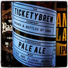 Ticketybrew Pale Ale - 5.5% ABV