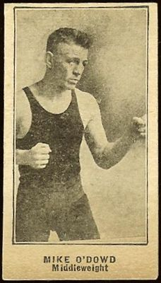 "1920's-1930's ""Strip Card"" MIKE O'DOWD"