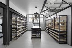 Artedomus showroom /Studio You Me / London Design Journal