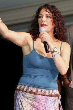 Marina Sirtis Deanna Troi, Marina Sirtis, British American, Crop Tops, Tank Tops, Feature Film, American Actress, Camisole Top, Actresses