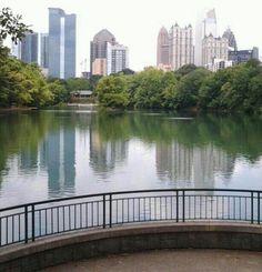 Piedmont Park - Atlanta, GA