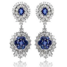 Hammerman Brothers: Sapphire & Diamond Opulence