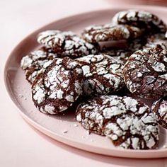 Best Dessert Recipes: Espresso Crinkles Recipe | CookingLight.com