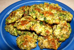 If your toddler or even older child is reluctant to eat her veggies, I encourage you to try these delicious nuggets. Even though Meghan will eat plain broccoli, she eats much more when it is in this form. I first started making these for her when she was around 10 months old; I would …
