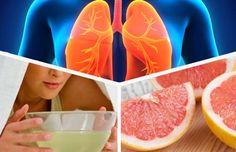 Le régime pour désintoxiquer les poumons Contrairement à ce que pense la plupart des gens, il n'y a pas que les fumeurs (actifs ou passifs) qui doivent réaliser un nettoyage complet de leurs poumons.