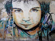 Life sparkles with...: Street Art by Alice : un souffle de féminité envahit nos villes
