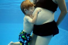 Underwater Maternity Photo by: Kari Shepard  www.shepardswimschool.com Maternity Photos, Pregnancy Photos, Underwater Pictures, Swim School, Underwater Photography, Unique Photo, Family Photos, New Baby Products, Photo Ideas