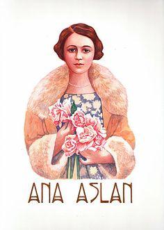 Ana Aslan ©Paula Berger