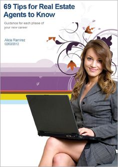 Ebook for new real estate agents.