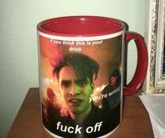 Panic at the disco mug