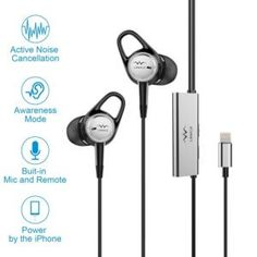 The top noise cancelling earbuds are listed here by us. Best Noise Cancelling Earbuds, Headphones, Ear Phones