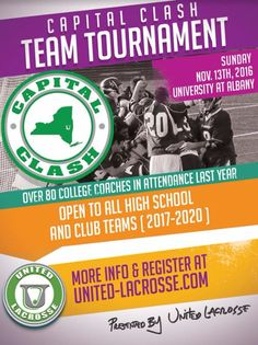 Registration open for the @United_Lacrosse Capital Clash (N.Y.) team tourney on Nov. 13 - http://toplaxrecruits.com/registration-open-united_lacrosse-capital-clash-n-y-team-tourney-nov-13/
