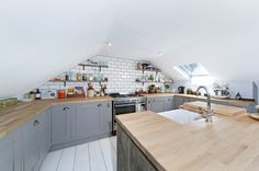 Contemporary Kitchen by All & Nxthing