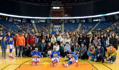 Weekend trip to see the Harlem Globtrotters! #HamOnt