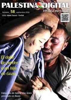 Ya está en la Red el número 58 de la Revista PALESTINA DIGITAL