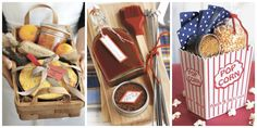 4 DIY Gift Baskets That Make Great Christmas Gifts  - CountryLiving.com