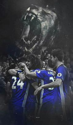 When the lions roar London stands up Chelsea forever