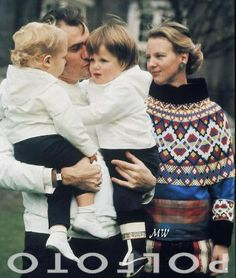 Gloria Ex Amore Patriae: Prince Consort Henrik of Denmark holding sons Prince Joachim (blonde) and Crown Prince Frederik (brunette) with Queen Margrethe in the Princess Alexandra, Princess Estelle, Princess Margaret, Crown Princess Mary, Prince And Princess, Princess Charlotte, Denmark Royal Family, Danish Royal Family, Royal Video