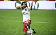 Edinson Cavani pokrzywdzony przez sędziego • Ligue 1 • RC Lens vs Paris Saint Germain • Gol i wszystkie kartki w minutę • Zobacz >>