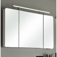 Pelipal Spiegelschrank EEK: A bis A++ 120 cm Fokus Weiß