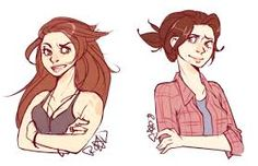 Image result for female dean winchester fan art