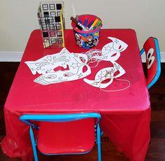DC Superhero Girls Party Birthday Party Ideas | Photo 21 of 26