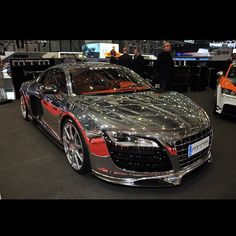Chrome Audi