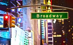 Broadway, New York City, US   The oldest north-south street in the city, Broadway is best known as the most important theatre district in the entire nation. Moreover, the street runs along famous New York City sections like Central Park and is studded with important buildings like the Woolworth Building, Alexander Hamilton US Custom House, Morgan Stanley Building, Grand Central Hotel, and Trinity Church. No visit to this city is complete without a stroll down Broadway!