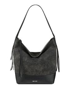 Another great find on #zulily! Black Makah Hobo Bag #zulilyfinds
