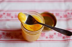 Recipe: Cara Cara Orange Curd    I love cara caras! I ate so many last winter.