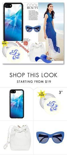 """""""Snapmade #1/3"""" by s-o-polyvore ❤ liked on Polyvore featuring Mansur Gavriel and STELLA McCARTNEY"""