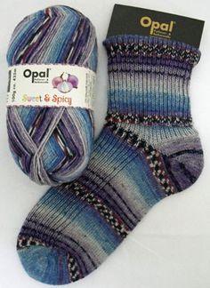 "Woolstack - Opal ""Sweet and Spicy"" Sock Yarn - Onion (6752), £7.95 (http://www.woolstack.co.uk/opal-sweet-and-spicy-sock-yarn-onion-6752/)"