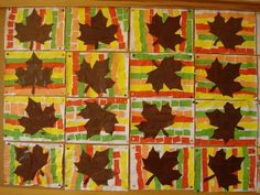 Winter Crafts For Kids Kids Crafts, Winter Crafts For Kids, Autumn Crafts, Autumn Art, Autumn Theme, Art For Kids, Diy And Crafts, Fall Art Projects, Classroom Art Projects