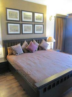 Bedroom Decor. #Bradburry #OIADesign #Pune #hotels