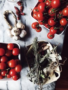 The Tomato Red Issue | The Gourmet Mag, an Italian Food Magazine