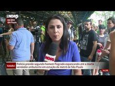 Polícia prende segundo suspeito de matar ambulante no Metrô de SP  São P...