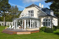 House Extension Design, Extension Designs, Viria, Gazebo, Pergola, Loft, House Extensions, Backyard Patio, Sunroom