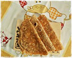 Tortilhas integrais demolhadas.Óptimas para wraps e quesadillas.