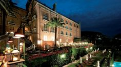Palazzo Avino Hotel & Spa, Amalfi Coast, Italy