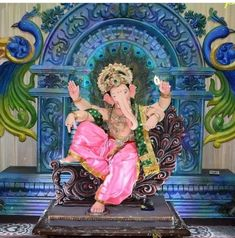 Ganesh Lord, Shri Ganesh, Durga, Clay Ganesha, Ganesha Art, Ganesh Images, Ganesha Pictures, Krishna Krishna, Shiva