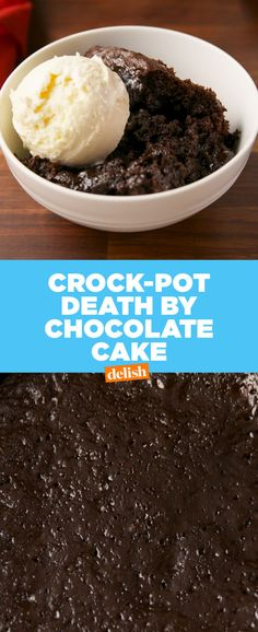 Pure heaven in a Crock-Pot.