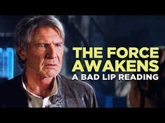 Mark Hamill Does a Remarkable Han Solo Impression in This Bad Lip Reading of The Force Awakens